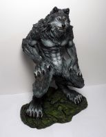Werewolf statue foundry price drop! by MeadowsPrivateShop