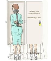 Working Girls Correction Cabinet by AshBond