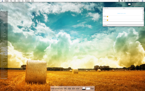 Summer Days Desktop by Paul-D