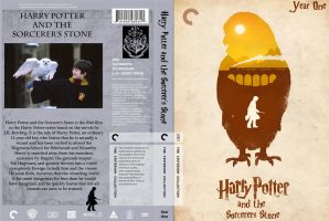 Harry Potter and the Sorcerer's Stone - Criterion by lancheney