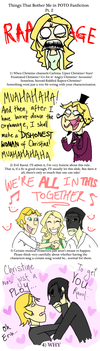 Fanfiction Peeves Pt. 2 by ThisFakeUsername