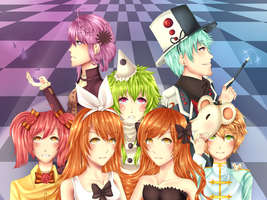 Contest Entry: This is Our Circus by xxxRinRulesxxx
