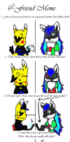 Draw Your Friends Meme With Aurastorm by SparkyChan23