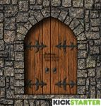 Castle Gate by Mortis-of-midian
