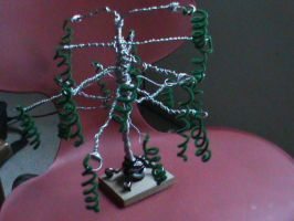 The Swirly Tree by Ice-Toa-Lover