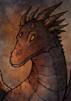 The Wyvern by OceanLord