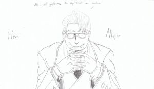 The Experament by AlucardWesker666