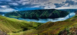 The Snake River by krovakny
