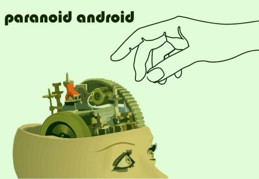 Paranoid Android by Garbge315