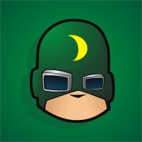Heads Up JSA Dr Mid-Nite by HeadsUpStudios
