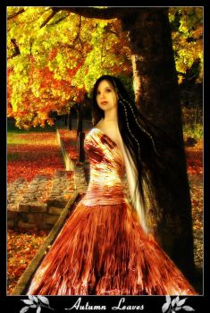 Autumn Leaves - MusaBianca by dAbrasil