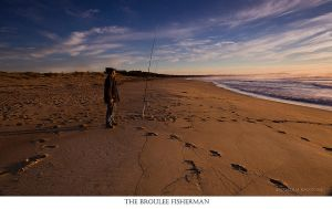 The Broulee Fisherman by FireflyPhotosAust
