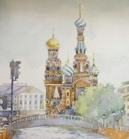 Saint Petersburg by Ana-Twins