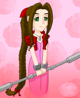 Aerith by GamingGirl73