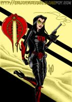 Baroness 1 By Violencejack666 by Kenkira