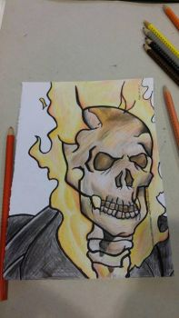Ghost Rider by 2012MAMA