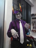 Eridan Cosplay by sasorilover01