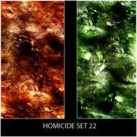 Homicide - Set 22 by HomicideG by droz928