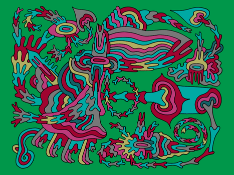 Doodle January 17th 2010 by cargill