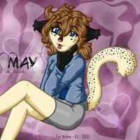 May by RaineyJ