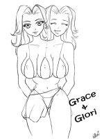 Grace n Glori by Bubblicious-1
