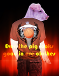 Pigclothes by john67