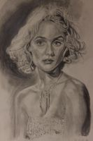 Diane Kruger by CharlieJacksonPaine3