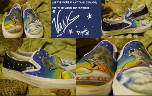 Space Vans by Piranis