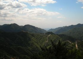 Great Wall View 1 by arionquill