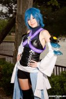 Aqua - KH BbS:  Nice to meet you by DidsRainfall