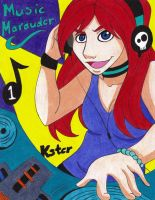 :Music Maurader Cover: by Ksterstone