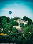 Hot Air Balloon over GR by KBeezie