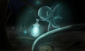 Will o the Wisp by Nachtrae