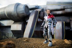 Shepard Cosplay - Mass Effect - 4 K Quality Leon C by LeonChiroCosplayArt