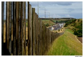 Fences between us by Jupit3r