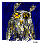 Bobby the Owl by altergromit
