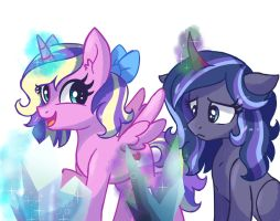 Crystal Makers by DreamscapeValley