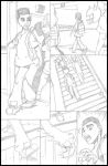 Short Comic (Revised) by WillCapers
