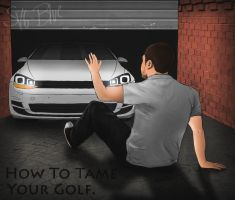 How to tame your Golf by CynderxNero