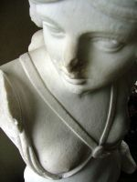.stock: statue from above. by guavon-stock