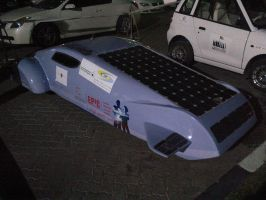 Solar-powered car by The-Nuclear-Pegasus