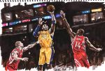 Kobe Bryant by A-BB
