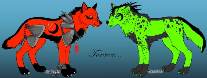 Forever, my friend. by Skylen2012