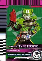 Form Ride Drive Type Technic by Mastvid