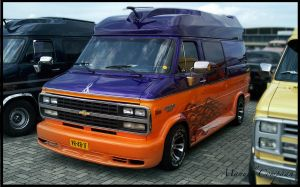 1992 Chevrolet Van by compaan-art