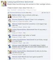Hetalia Facebook: Fundip by gilxoz-epicness