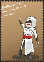 Assassins creed :) by SENTWITCH067