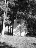 Hidden Outhouse by jmclea01