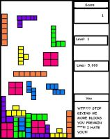 My Tetris by Oukan