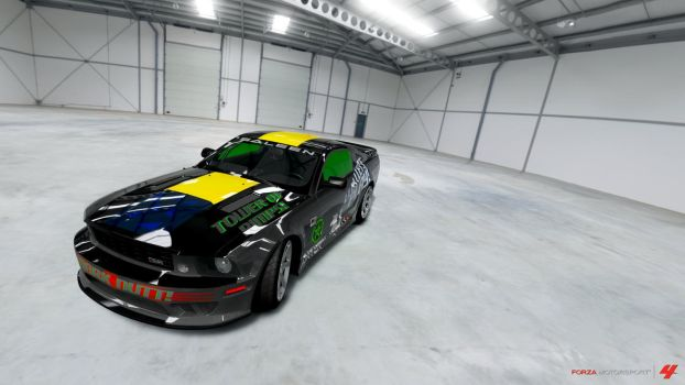 Achievement Hunter/Let's Play Saleen S281 Mustang by Touge-Roadster